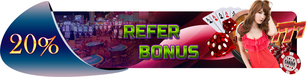 Refer Bonus